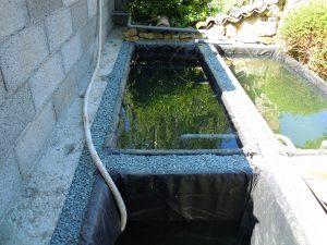 Une eau en circulation permanente