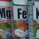 Tests Mg Fe K en aquaponie avec truites