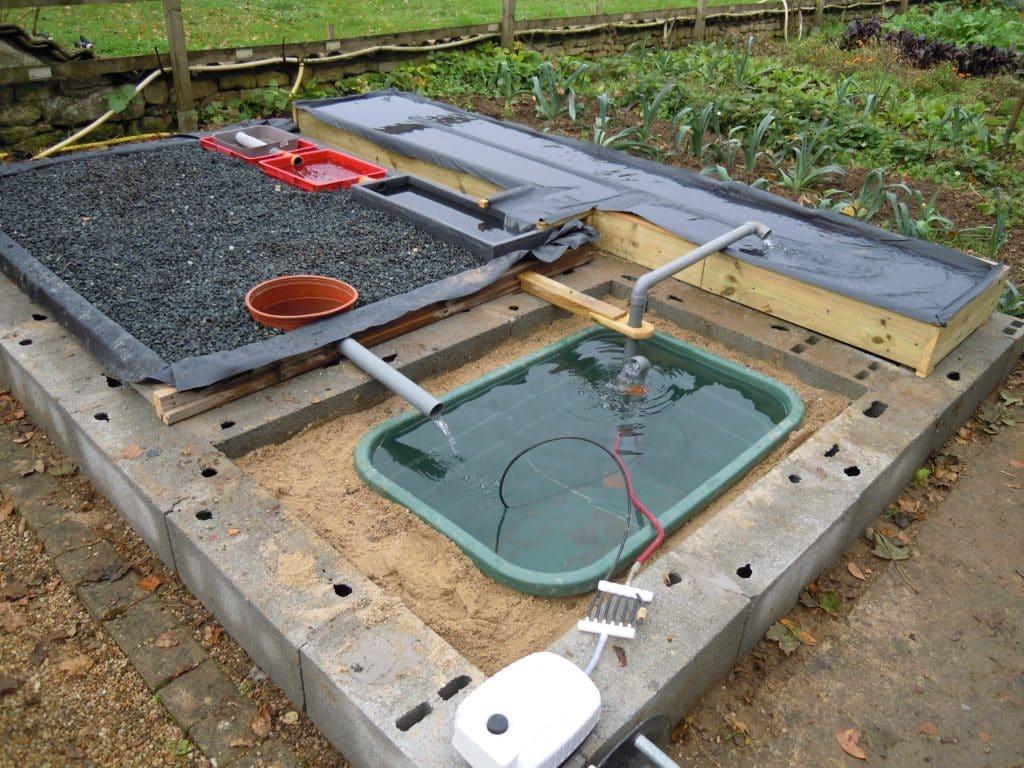 L'innovation thermique couplée ou découplée avec l'installation aquaponique